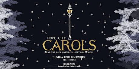 Hope City Carols tickets