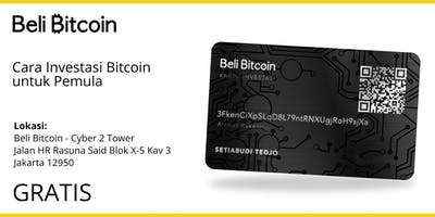 Cara Investasi Bitcoin untuk Pemula - Crypto Blockchain