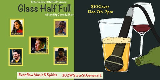 Glass Half Full Comedy Show