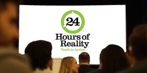 24 Hours of Reality: Climate Change Solutions: How to Electrify Everything