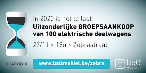 Groepsaankoop BattMobiel Gent