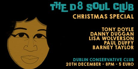 The D8 Soul Club Christmas Special tickets