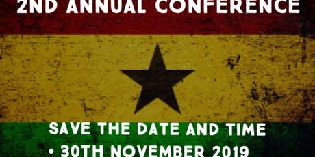 NATIONAL UNION OF GHANAIAN STUDENTS  SCOTLAND 2ND ANNUAL CONFERENCE tickets