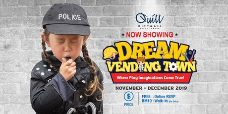 DREAM VENDING TOWN  tickets
