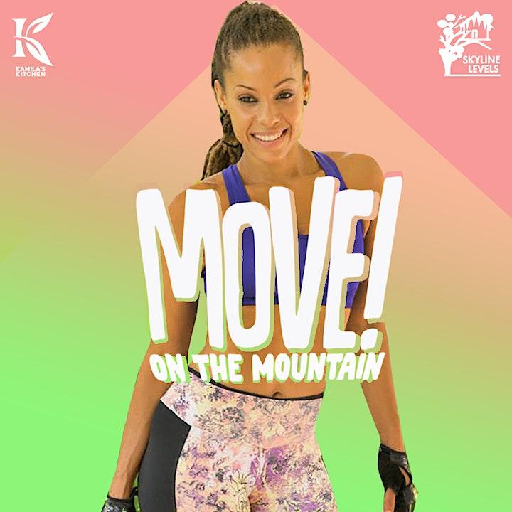 MOVE! On the Mountain with Kamila McDonald image