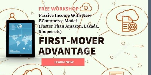 Passive Income With New ECommerce (Faster Than Amazon, Lazada, Shopee etc)