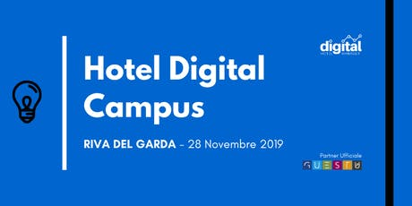 Hotel Digital Campus biglietti