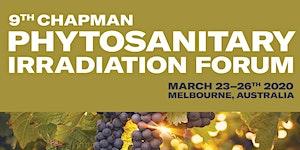 9th Chapman University Phytosanitary Irradiation Forum