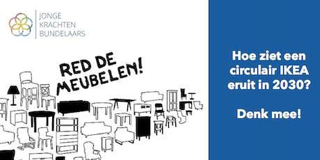 Meet-up #17 | IKEA en nieuwe circulaire businessmodellen tickets