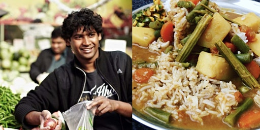 Vegetarian Indian Cookery Workshop with Avinash Shashidhara