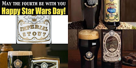 Turn To The Dark Side - Stout Tasting £11.31 tickets