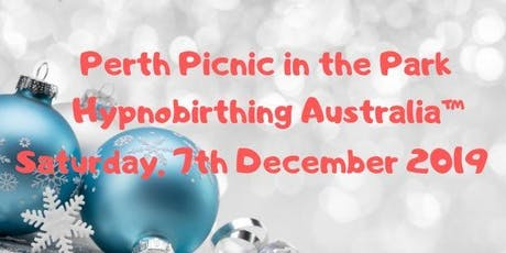 Perth Picnic in the Park - Hypnobirthing Australia™ tickets
