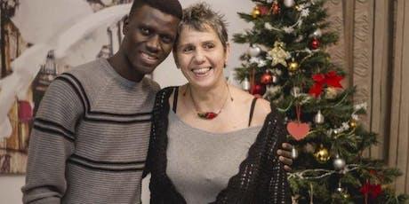A cena con Refugees Welcome - la cena di Natale di RW Torino biglietti
