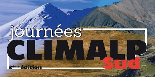 Journées CLIMALPsud 2019