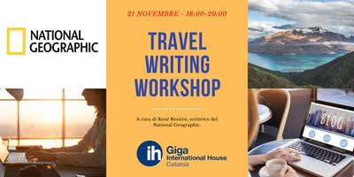 Travel Writing Workshop