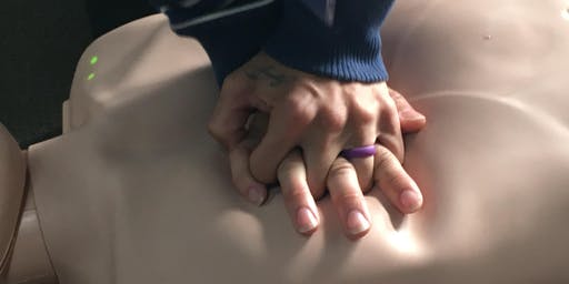 BLS Provider CPR - Basic Life Support Class with 2 Year AHA Certification