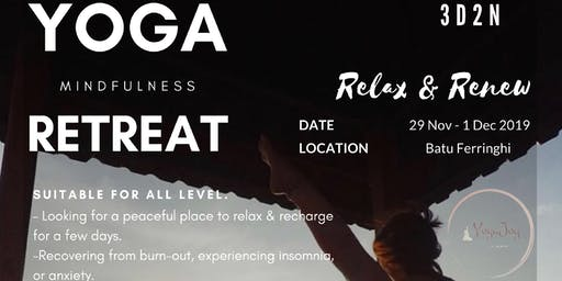 Yoga Retreat By The Beach