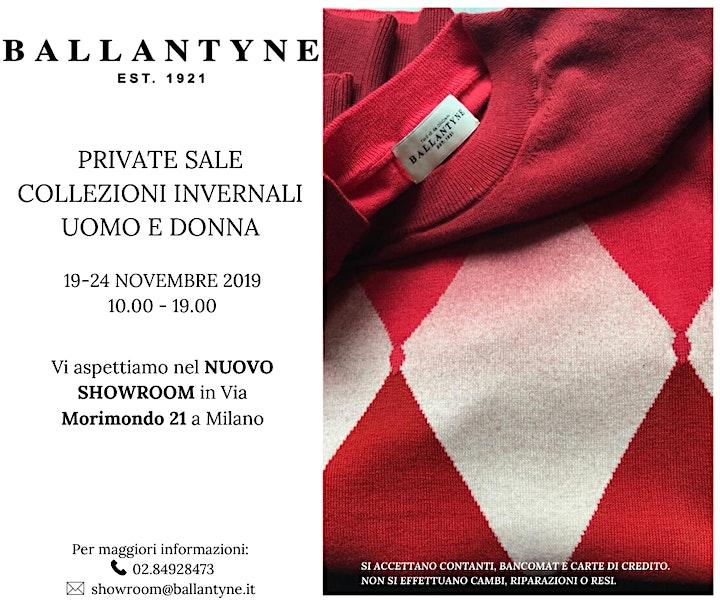 Immagine BALLANTYNE PRIVATE SALE INVERNALE