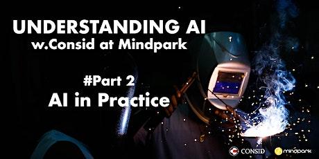 Understanding AI  w. Consid - Part.2 tickets