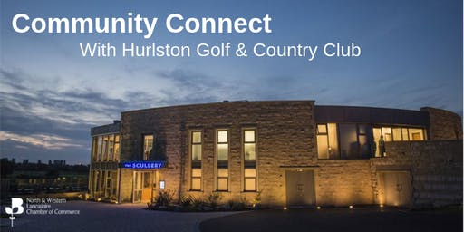 Community Connect with Hurlston Hall Golf & Country Club