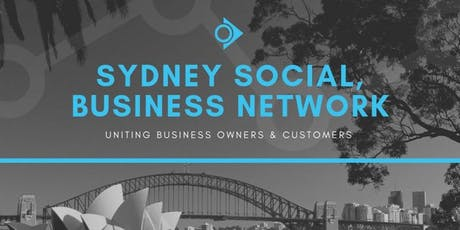 Sydney Social Business Network tickets