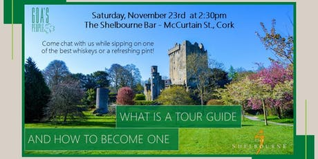 Becoming a Tour Guide in Ireland tickets