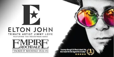 ELTON JOHN TRIBUTE tickets