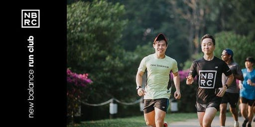 New Balance Run Club: Tuesdays @ Suntec City (December 2019)