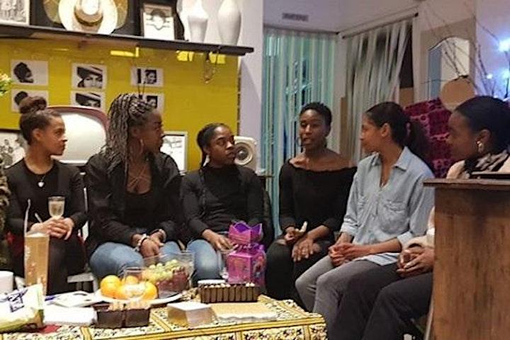 GLDN Purpose - Black Women Connect image