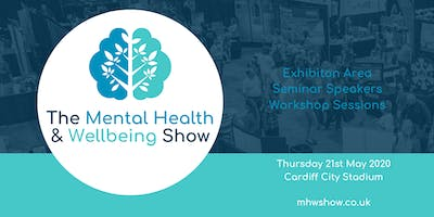 Exhibitor Spaces at Mental Health & Wellbeing Show 2020