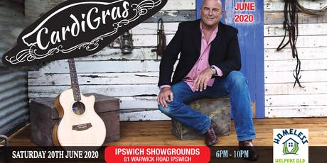 CardiGras Goes Country tickets