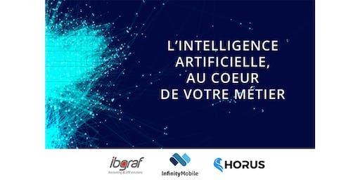 L'intelligence artificielle, au cœur de votre métier