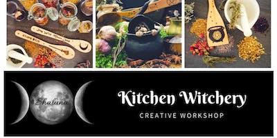 Kitchen Witchery Workshop
