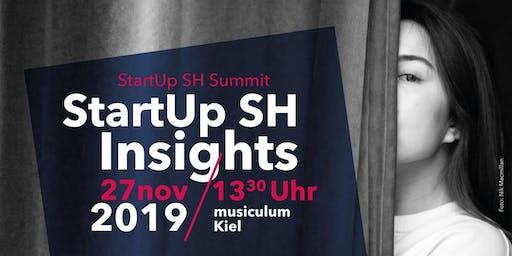 StartUp SH Summit - Insights in die Gründungszene des echten Nordens