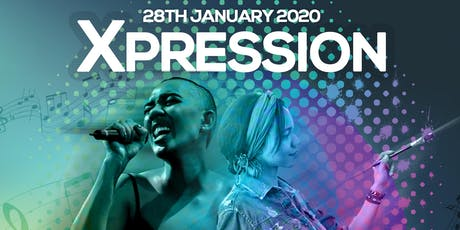Xpression tickets