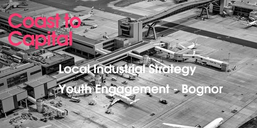 Coast to Capital Local Industrial Strategy Youth Engagement (Bognor)