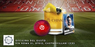 CHIVAS SOUR LEAGUE - OFFICINA DEL GUSTO