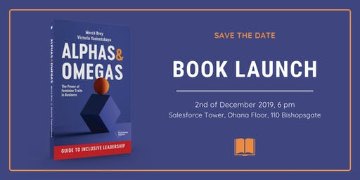 Book Launch: Alphas & Omegas