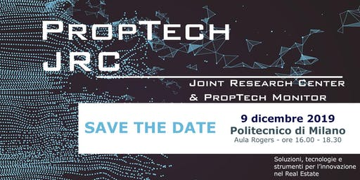 Joint Research Center & PropTech Monitor