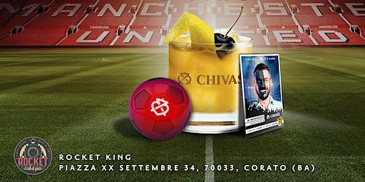 CHIVAS SOUR LEAGUE - ROCKET KING