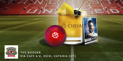 CHIVAS SOUR LEAGUE - THE BOOZER
