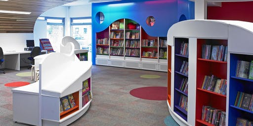 Cirencester Library - Sensory Storytime (Term Time Only)
