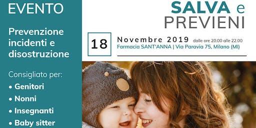 SALVA e PREVIENI_Farmacia Sant'Anna