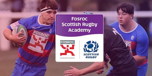 Scottish Rugby Academy U19 Fosroc 4s