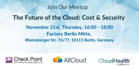 The Future of the Cloud: Cost & Security Tickets