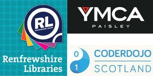 Coderdojo Foxbar Library - Thursday