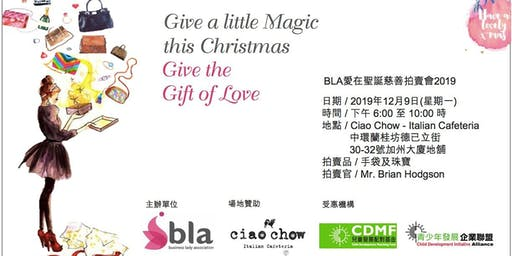 BLA Charity Auction Dec 2019