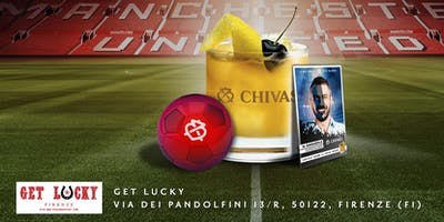CHIVAS SOUR LEAGUE - GET LUCKY