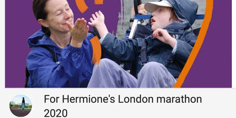 Fundraising Chinese food party for Hermione's London Marathon 2020 tickets