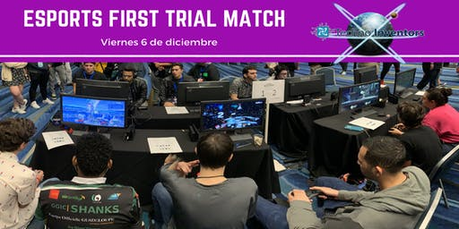 ESPORTS FIRST TRIAL MATCH FOR TECHNO INVENTORS